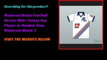 Montreal Manic Football Soccer Shirt Jersey Any Player or Number New, Montreal-Manic-1