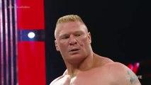 WWE Wrestling 2016   Seth Rollins vs Brock Lesnar   Full Match  - WWE World Heavyweight Championship Match, 2016