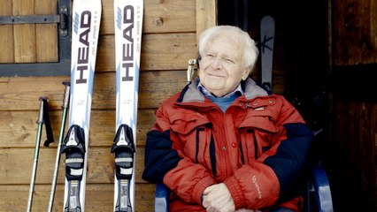 The Remarkable Story Of 96-Year-Old Skier George Stewart | Old...