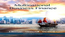 Multinational Business Finance  14th Edition   Pearson Series in Finance