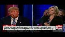 FULL CNN GOP Town Hall Donald Trump P1, CNN Republican Presidential Town Hall February 18, 2016