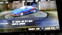 My tokyo drift film cars from fast and the furious tokyo drift psp