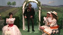 Anne Hathaway en Mary Poppins