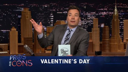 Pour ou Contre la St Valentin - The Tonight Show du 10/02/16 sur MCM !