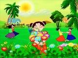 Popular Telugu Rhymes  - Chinnari Chitti Patalu - Shemaroo Kids