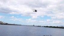Pearl Harbor : Crash d'un hélicoptère