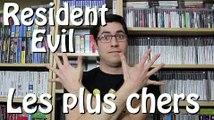 TOP 10 des jeux Resident Evil les plus CHERS