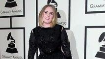Adele a passé la journée à pleurer après sa performance aux Grammys