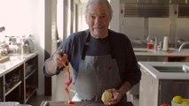 Jacques Pépin Peels an Apple