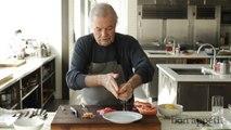 Jacques Pépin Makes a Grapefruit Flower