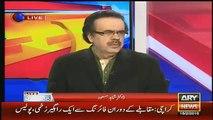 Nawaz Sharif ki statement ne operation Zarb-e-Azb pr kaari zarb lgaai hai- Dr Shahid Masood