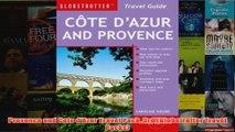 Download PDF  Provence and Cote dAzur Travel Pack 3rd Globetrotter Travel Packs FULL FREE