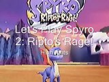 Lets Play Spyro 2 Riptos Rage! (Old) - The Highlights