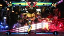 Ultimate Marvel vs. Capcom 3 - ✪ Phoenix ☣ Wolverine ☣ Storm ✪ | Arcade Mode