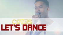 Let's Dance - David Bowie / MASHUP Bruno Mars (Cover by Thomas Mignot) - Covers France