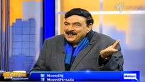 Mian Mansha ne mujhe bhi khareedne ki koshish ki - Sheikh Rasheed takes a hard line on Nawaz Shareef and Zardari