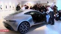 Une Aston Martin DB10 de James Bond vendue 3,5 millions de dollars