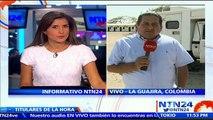 Desconocidos atacan con piedras a equipo periodístico de Noticias RCN en La Guajira, Colombia