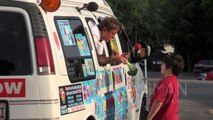 Ice Cream Truck Prank People order ice cream and get healthy food instead