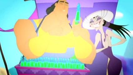 Kuzco 2 King Kronk ✫ Filme Complet En Francais new hd