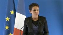 [ARCHIVE] Villemoisson-sur-Orge - Déclaration de Najat Vallaud-Belkacem lors de la conférence de presse du 19 février 2016