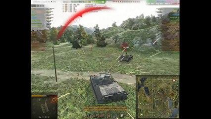 World of Tanks - Leopard PTA - Fail