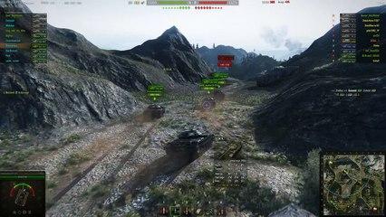 World of Tanks Clan Stronghold epic bridge fail