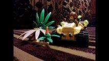 lego ambush attack stopmotion
