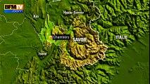 """Météorites aperçues dans les Alpes : """"J'ai vu une grosse boule de feu dans le ciel"""""""