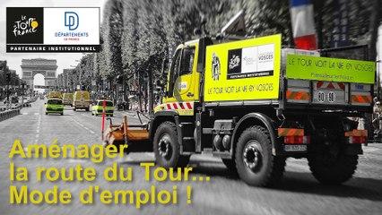 Route du Tour - TDF 2016