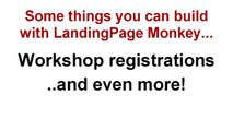 Landing Page Monkey|Landing Page monkey Review|Landing Page Monkey Wordpress Plugin
