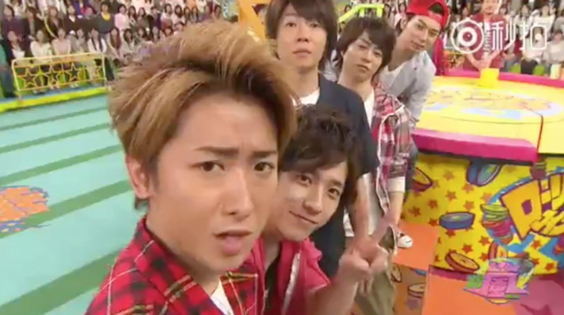 VS Arashi - Rolling Tower NG Scene (ENG SUB)