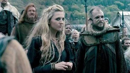 Vikings: Bjorn Orders Floki's Arrest for Athelstan's Death (S4, E1)   History (720p Full HD) (720p FULL HD)