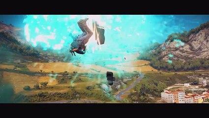 Trailer DLC #1 de Just Cause 3