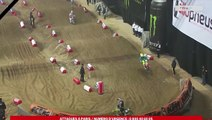 2015 Bercy-Lille Supercross: James Stewart Crash