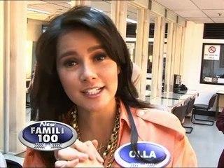 Behind The Scene - Olla Ramlan VS Yeyen Lidya - New Famili 100
