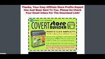 Covert Commissions Review Bonus - Ultimate Affiliate Marketing System