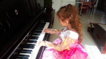 Xuanxuan at 5 years old