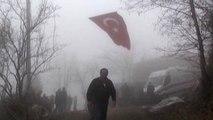 Şehit Jandarma Kıdemli Astsubay Üstçavuş Gümüş'ün Baba Evinde Yas Var
