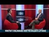 Report TV - Ministrat e rinj,Manjani:Nishani është në kohën e tij kushtetuese
