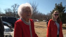 Barbara Bush Is Hoping For a South Carolina Surprise
