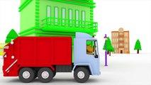 Apprendre les couleurs avec Dino le Dinosaure & Camion poubelle   Dessin animé éducatif en français
