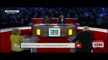 FULL PBS Democratic Debate P2: Hillary Clinton VS Bernie Sanders Feb. 11, 2016 (6th Dem Debate)