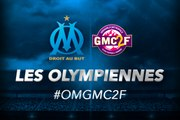 OM-Grenoble Claix : les 16 Olympiennes