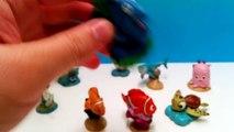 Le monde de Nemo 9 Chiffres station de jeux en Disney Pixar Nemo Marlin Dory Gicler Bruce