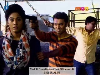 CID (Telugu) E 1081 (19th - Feb - 2016) - 4 - video dailymotion