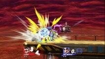 UnknownJoe(Luigi) vs DV(Dr. Mario) in - Luigi DENIED: Super Smash Bros Wii U