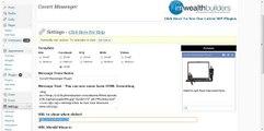 Best Instant messenger notification Wordpress plugin - Covert Messenger