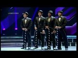 NU DIMENSION -  KILLER QUEEN (Queen) - GALA SHOW 6 - X Factor Indonesia 29 Maret 2013