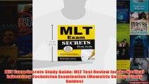 PDF] MLT Exam Study Guide: Medical Laboratory Technician Exam Study